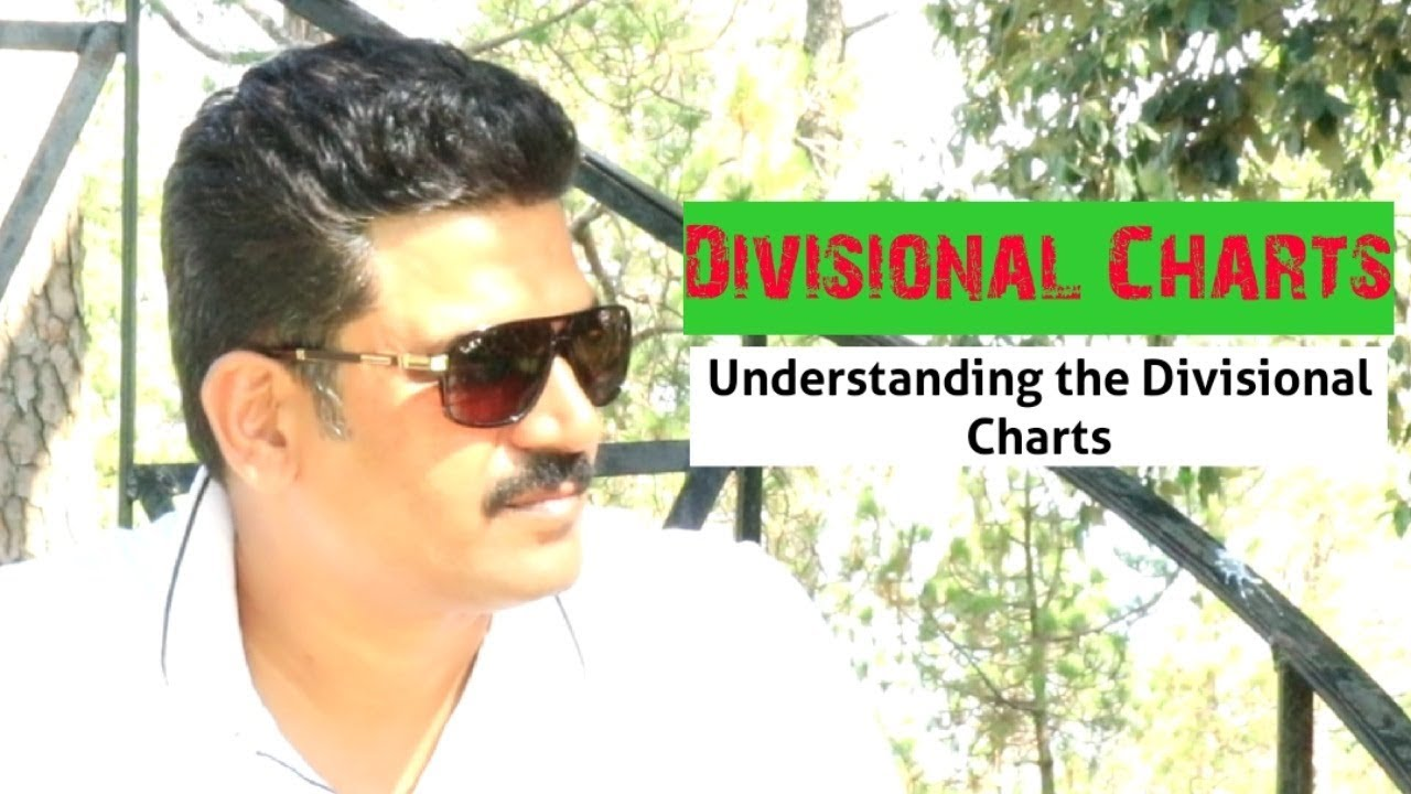 Understanding The Differences Between Divisional Charts In Vedic Astrology