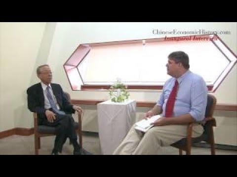 Chinese Economic History Inaugural Interview with Prof. Yoshinobu Shiba