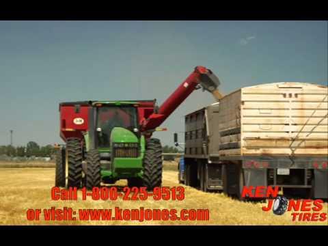 Tractor Tires Buying Tip #2 | 1-800-225-9513 | Ken Jones Tires
