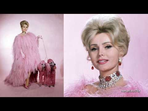 HOLLYWOOD Legend - Dahling ZSA ZSA GABOR - The Iconic Witty Blonde
