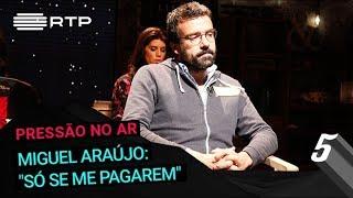 Miguel Araújo: