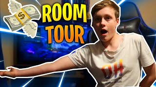 My ROOM TOUR 2018! | Ollie Hotchkiss