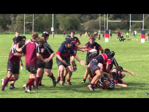 Biggleswade RFC v Hitchin RFC (U16)