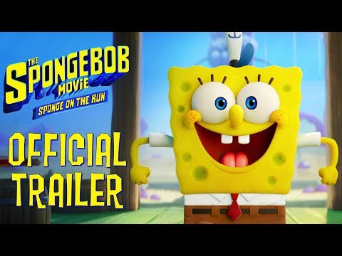 The SpongeBob Movie: Sponge on the Run - Official Trailer - Paramount Pictures