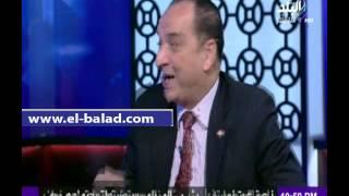 بالفيديو.. النظامي: سعد الدين إبراهيم سفر باسم يوسف لأمريكا للتدريب هناك
