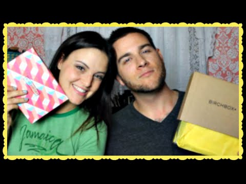 Birchbox SMACKDOWN! Men's Box vs. Women's Box * Jen Luv's Reviews *