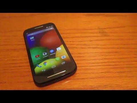 Review: Motorola Moto E (1st Gen)