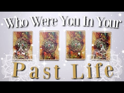 🔮(PICK A CARD) 🔮Who Were You In Your Past Life ✨