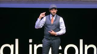 All Roads to Success begins with Chess  | Omar Durrani | TEDxKingLincolnBronzeville