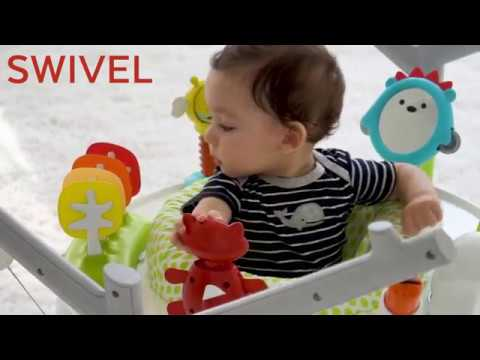 f27b3308aeb1 Skip Hop Explore   More Jumpscape Fold Away Jumper - YouTube