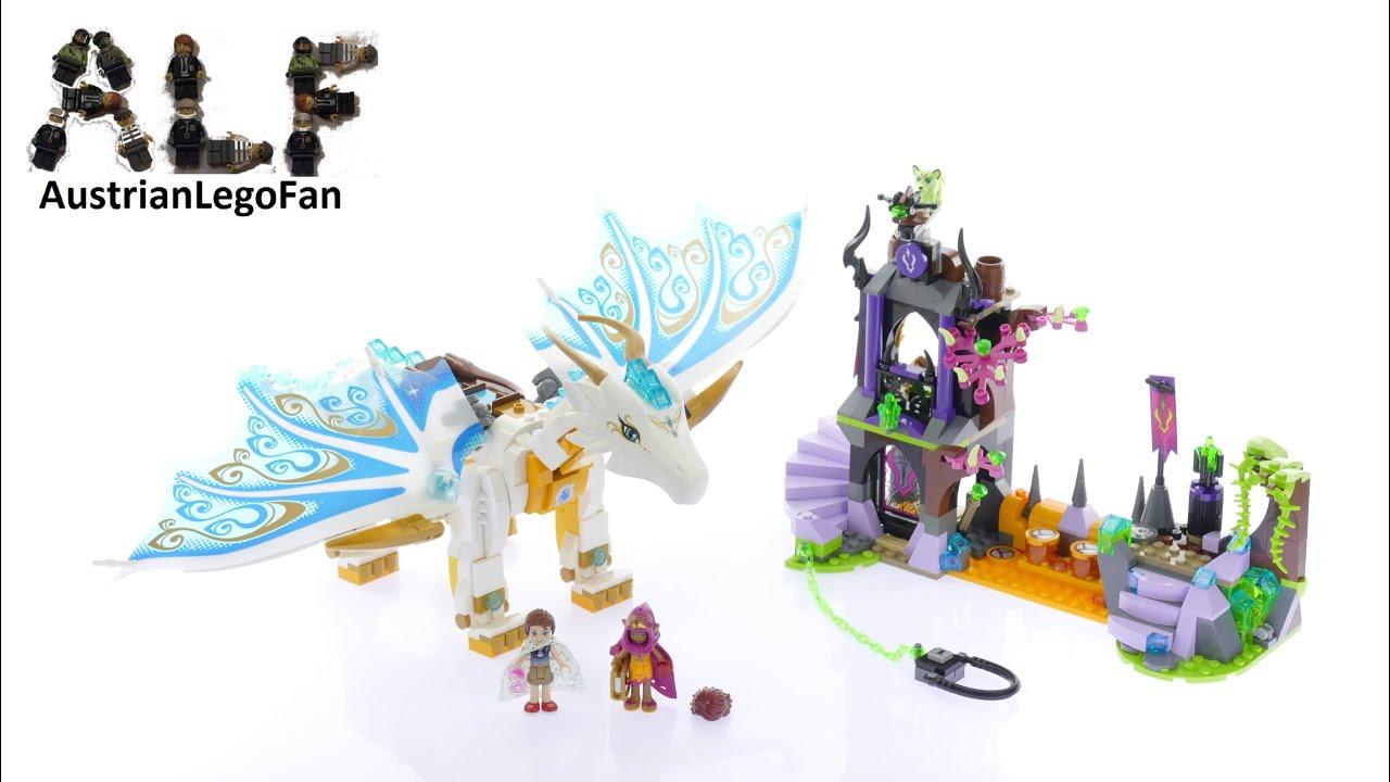 Ausmalbilder Lego Elves Drachen: Lego Elves 41179 Queen Dragon´s Rescue