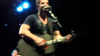 Jeremy Camp in Goiania - I still believe / Walk by faith (12/05/11)