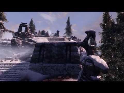 Skyrim Special Edition - Obsidian Weathers, Relighting Skyrim & ELE + NVT  ENB