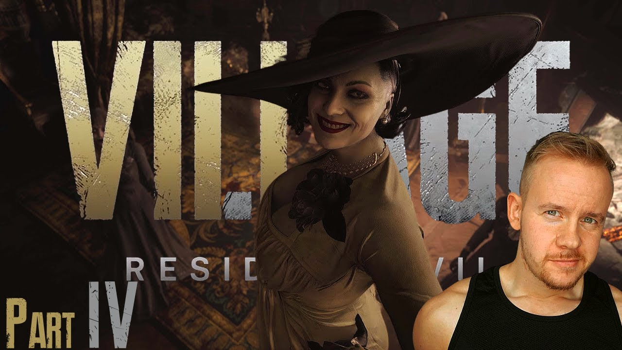 Let's Play: Resident Evil Village  4  ★ Livestream vom 28.06.2021