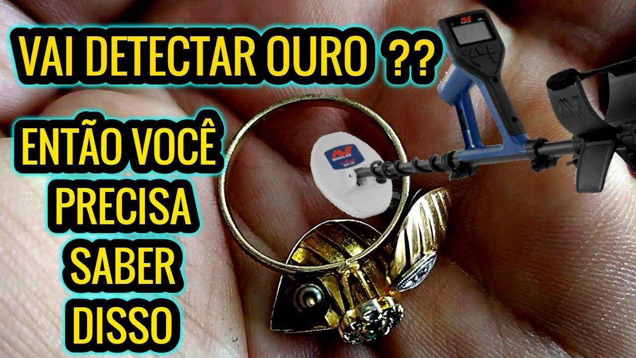 DICA MATADORA PRA DETECTAR OURO - DETECTOR DE METAL GOLD MONSTER 1000 - ELIMINANDO SINAL FALSO