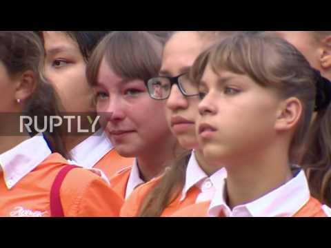 Russia: French schoolchildren have a blast at Crimean summer camp