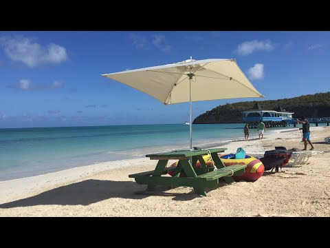 Antigua Pricing from St. John's port to Dickenson Bay Beach April 2018