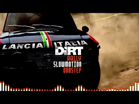 DiRT Rally 2016 (PS4) - Ultimate Slowmotion (DUBSTEP)