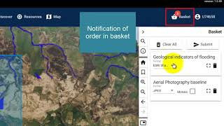 Geospatial data: how to order and download data thumbnail