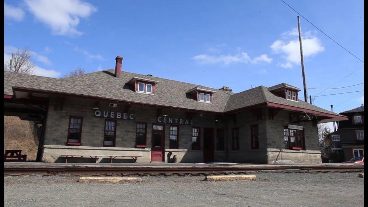 L'Histoire d'une gare - Musée Ferroviare de Beauce - Vallée Jonction