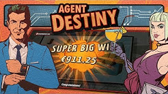 AGENT DESTINY (PLAY'N GO) ONLINE SLOT