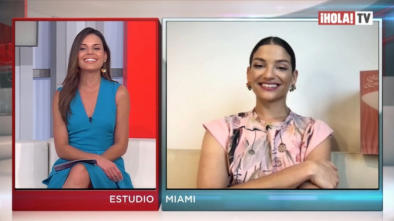 "Natalia Jimenez adelanta detalles de su próximo álbum titulado ""México de mi corazón II""   ¡HOLA! TV"