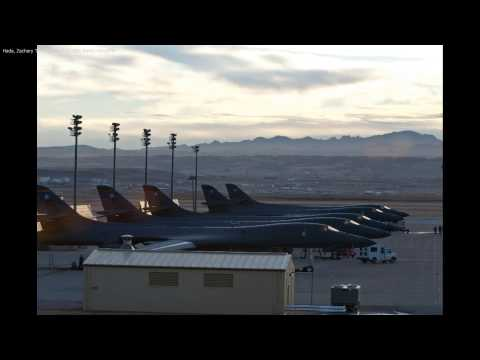 A Day on Ellsworth AFB Flightline