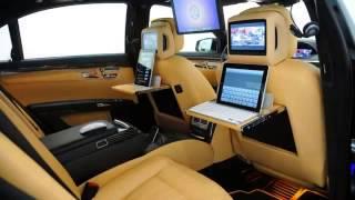 BRABUS SV12 R Mercedes-Benz S-Class Videos