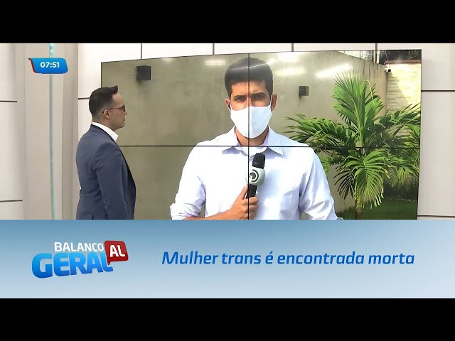 Mulher trans é encontrada morta no Benedito Bentes