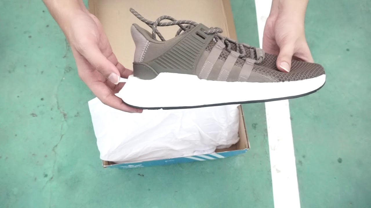 outlet store d3e38 e62ab Adidas Eqt Support 9317 Green Army Dirt Jd Exclusive (View Only)