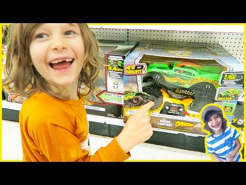 Toy Truck Hunt Birthday Edition At Toys