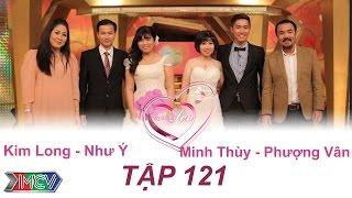 VỢ CHỒNG SON - Tập 121  Kim Long - Như Ý   Minh Thùy - Phượng Vân   29/11/2015