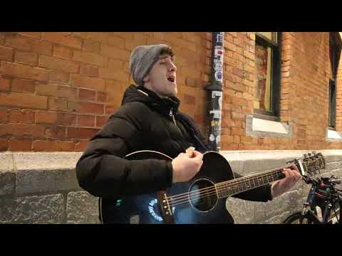 Jack Robinson (Champagne Supernova) Oasis cover.