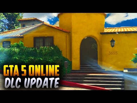GTA 5 DLC Update New Mansions/Stilt House Locations (GTA 5 Executives And Other Criminals Update)