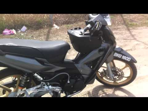 HONDA WAVE 125 X AHM SOUND