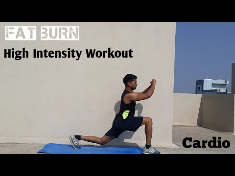 full body home workout  high intensity workout