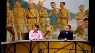 Awesome QI Moment - The return of General Melchett