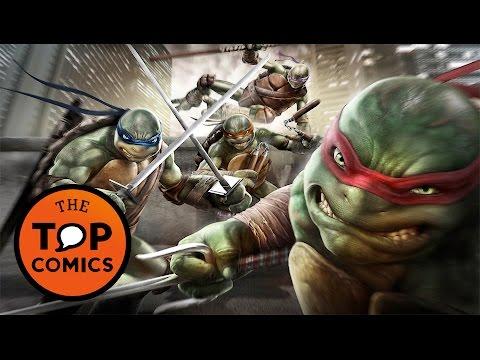8 cosas que debes saber de las Tortugas Ninja