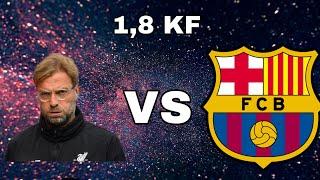 Ливерпуль - Барселона, лига чемпионов УЕФА, прогнозы на матчи ставки на спорт. Прямой эфир
