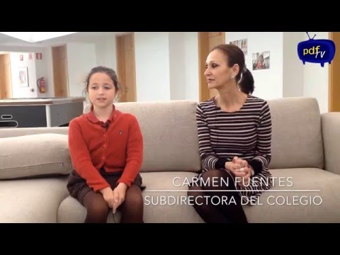 Canal pdfTV- Entrevista a Dª.Carmen Fuentes