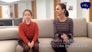 "Canal pdfTV- Entrevista a Dª.Carmen Fuentes ""Filosofía para niños"""
