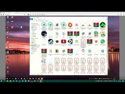 Много мусора и немного вирусов. Большая чистка Windows 10.