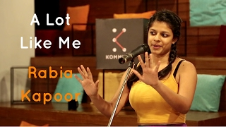 Valentine's Day Special: A Lot Like Me - Rabia Kapoor | The Storytellers