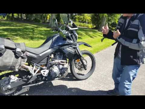 Yamaha XT660R Review and Modifications for Adventure Riding