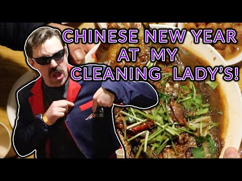 """Super Bowl Monday x Chinese New Year Behind The Scenes 