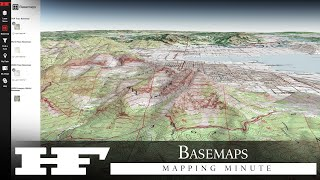 Topographical Basemaps | Huntin' Fool 3D Mapping Tools