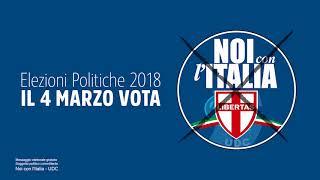 Spot Noi con l'Italia Udc - Elezioni Politiche 2018