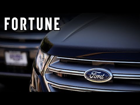 Ford's 6-Point Plan to Make It More Profitable I Fortune