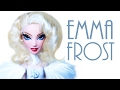How to make a Emma Frost Doll [ X-MEN ]