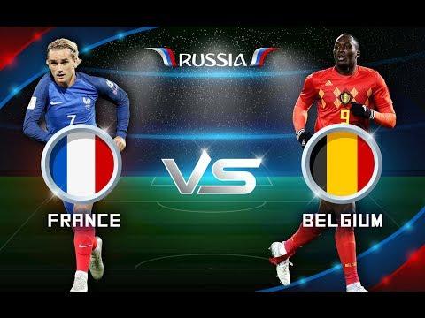 FRANCE 1-0 Belgium (Memes,Reactions.Gifs)